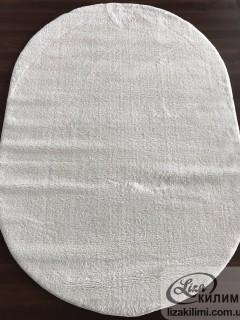 М'які килими Matrix 0000 white  О