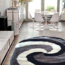 Ворсисті елітні Soft 3D килими