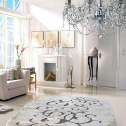 Високоворсні рельєфні килими