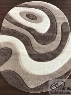 Мягкие ковры Matrix 1337A Beige О