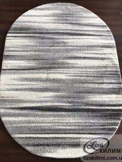 Мягкие ковры Matrix 1363A L.Grey О