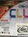 Ковер Liza Club 2023 blue О