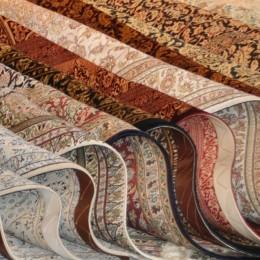Елітні килими HEAT-SET