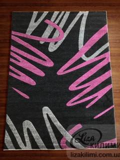 Килим Liza Club 2151 L.gray D.gray