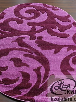 Ковер Liza Club 2024 lilac О