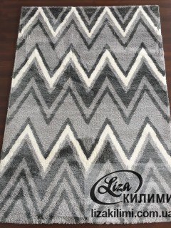 Мягкие ковры Matrix 1346 L.Grey
