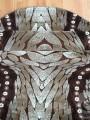 Ковер Kristal 3182 d.brown О