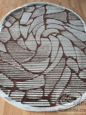Ковер Kristal 3212 d.brown О