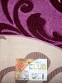 Ковер Liza Club 2470 Pink O