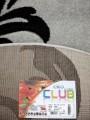 Килим Liza Club 2470 Grey O