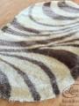 Ковер 3D Tri Max 5011 cream-fume О